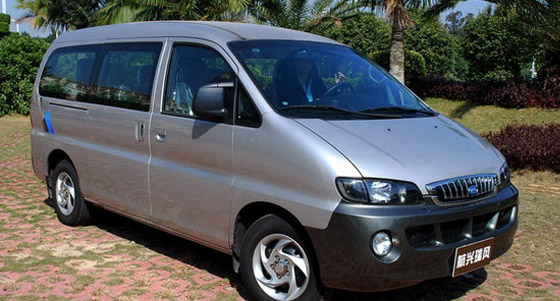 Hiace for Kailash Tour