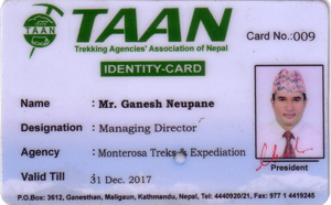 Nepal Expedition Nepal Agency Company Agency In