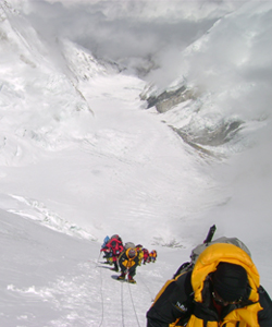 Everest South Face Expedition