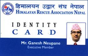 Himalayan Rescue Associateion Member