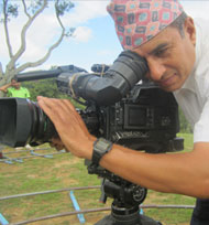Nepal film Shooting
