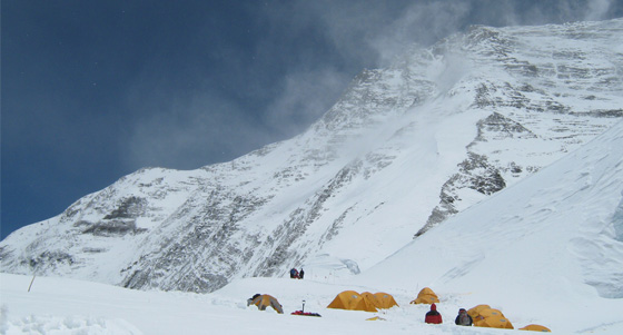 Tibet Everest North Col Expedition